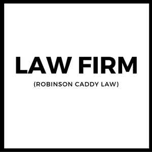 Robinson Caddy Law